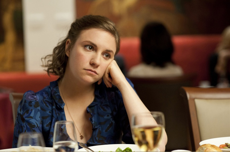 "Lena Dunham's goodbye photo from the ""Girls"" set is going to break your heart"