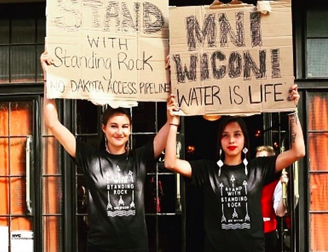 Shailene Woodley is staging a protest at film festivals and it's pretty badass
