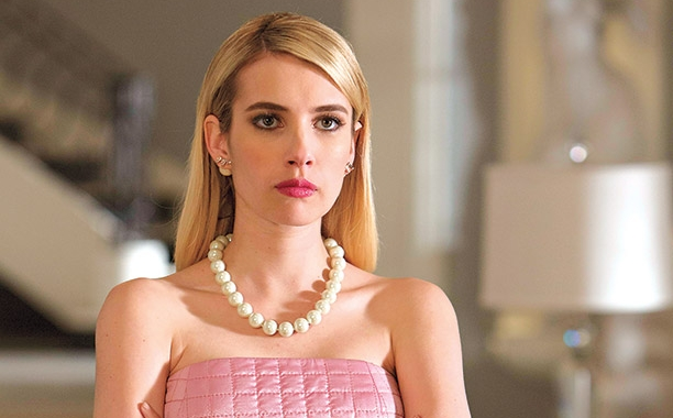 "Emma Roberts has some scary news for ""Scream Queens"" fans"