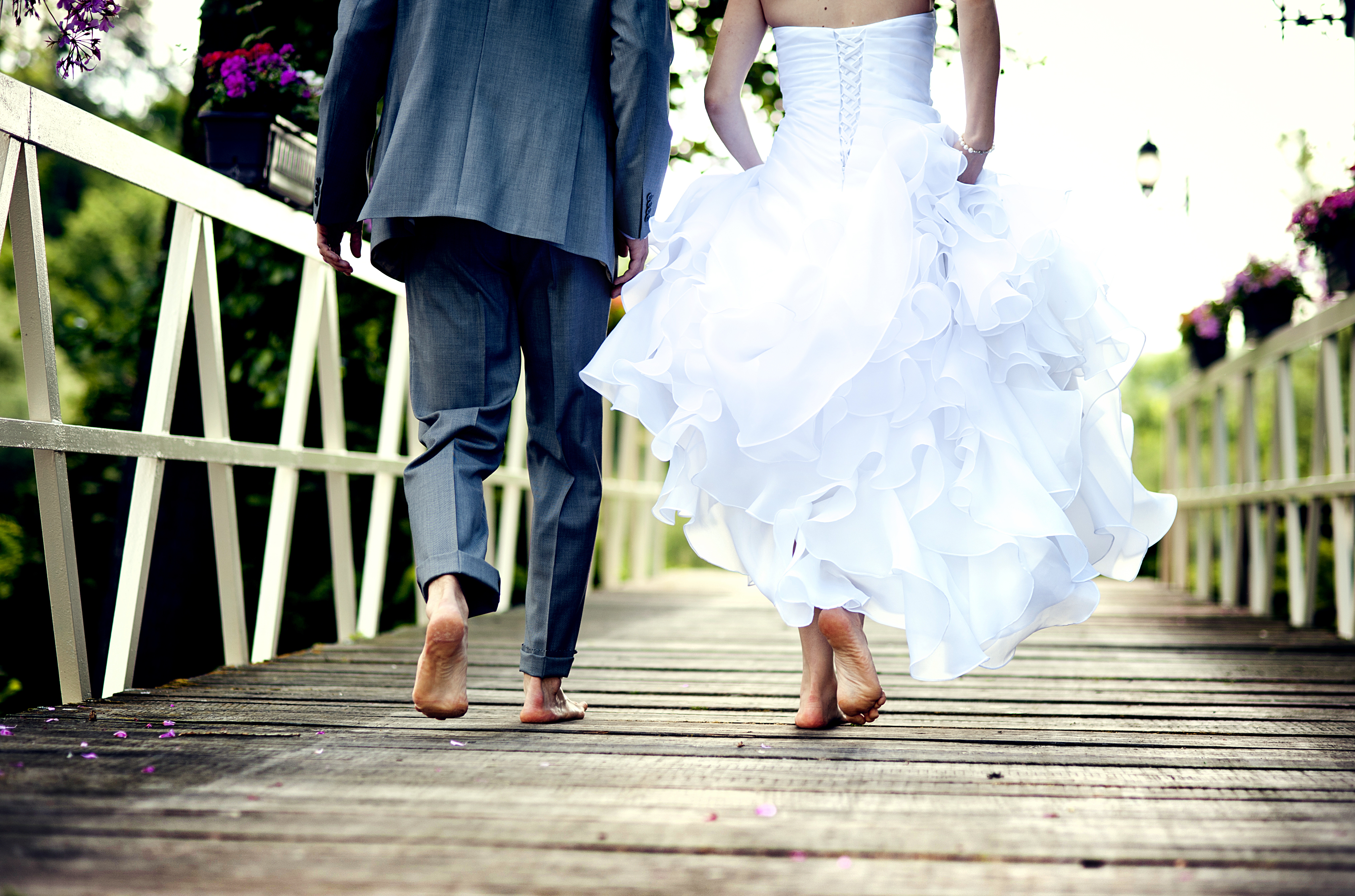 A cheaper wedding might mean a longer lasting marriage and we are listening