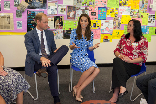 Kate Middleton encourages a schoolgirl to believe in herself, inspires us all