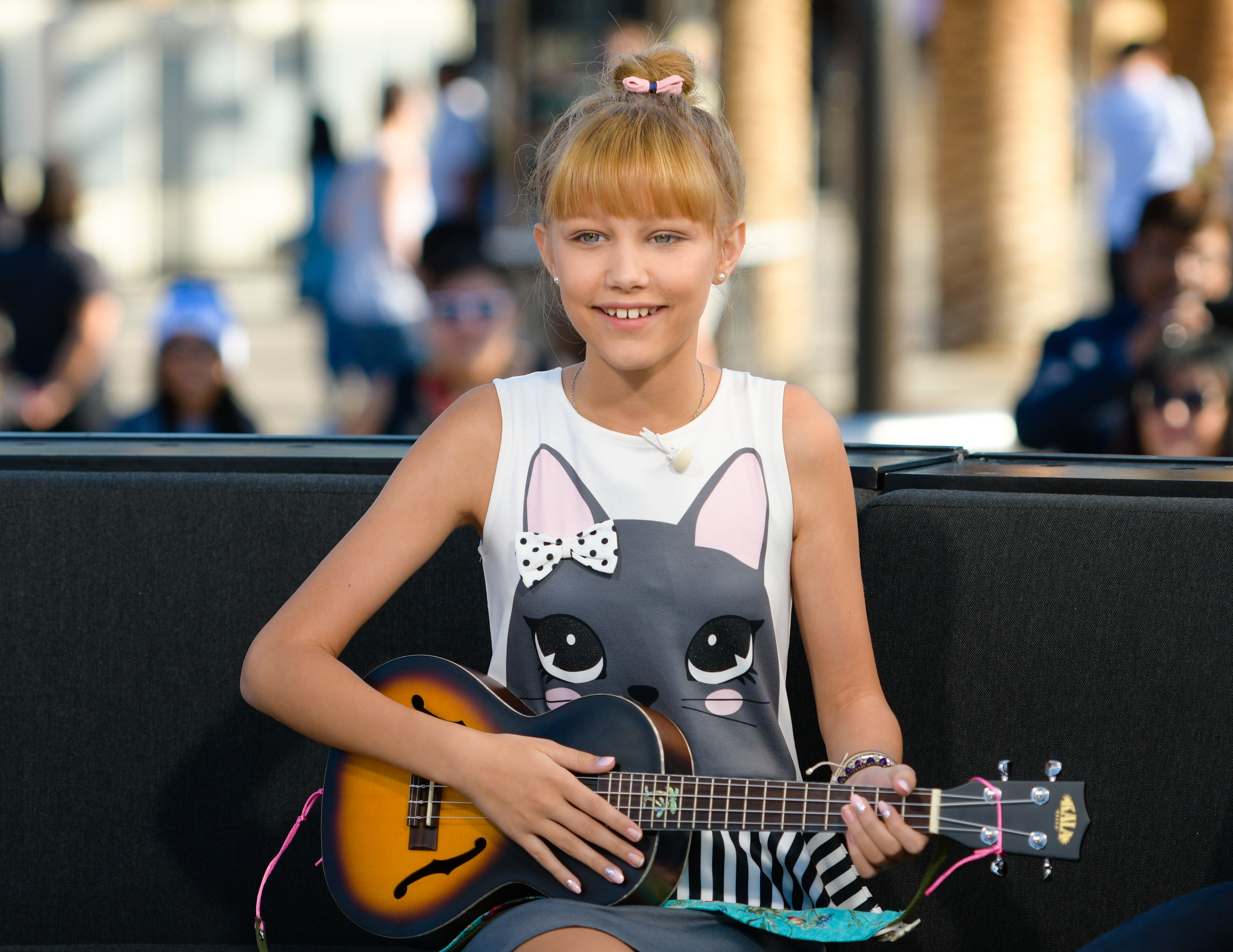 Taylor Swift sent Grace VanderWaal a gift and we cannot handle our happiness