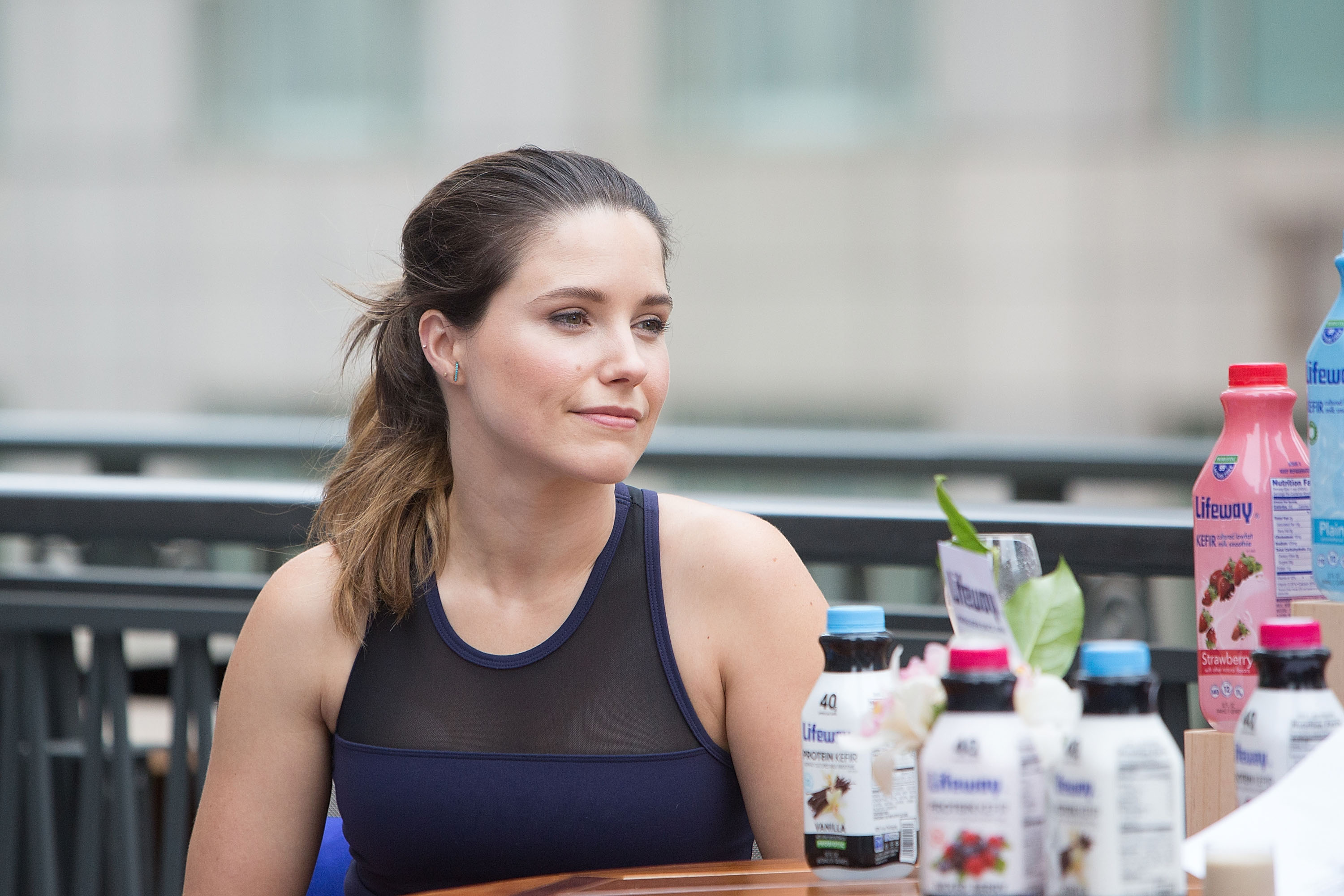 Sophia Bush just wrote a letter to a very rude male airplane neighbor and here's why it matters