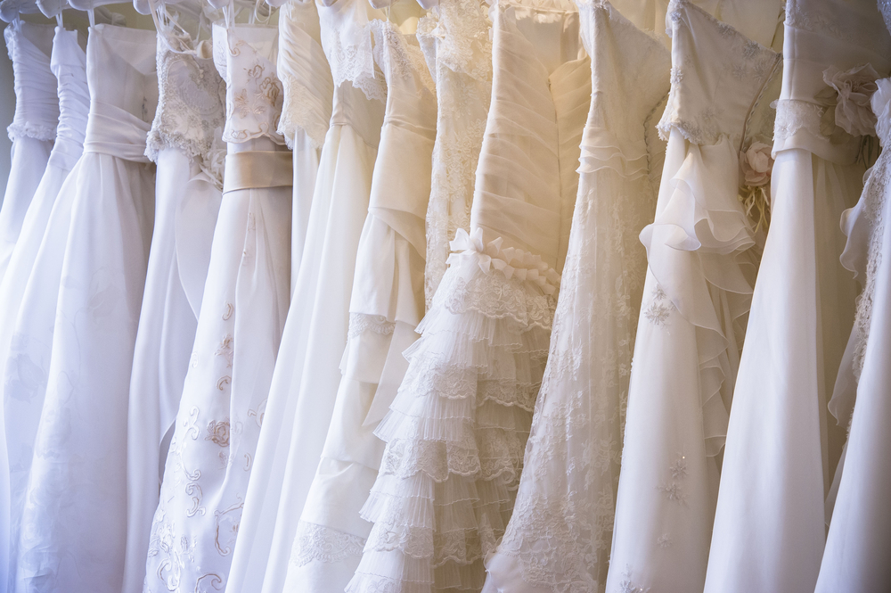"We're ready to say ""I do"" with these wedding dresses under $200"