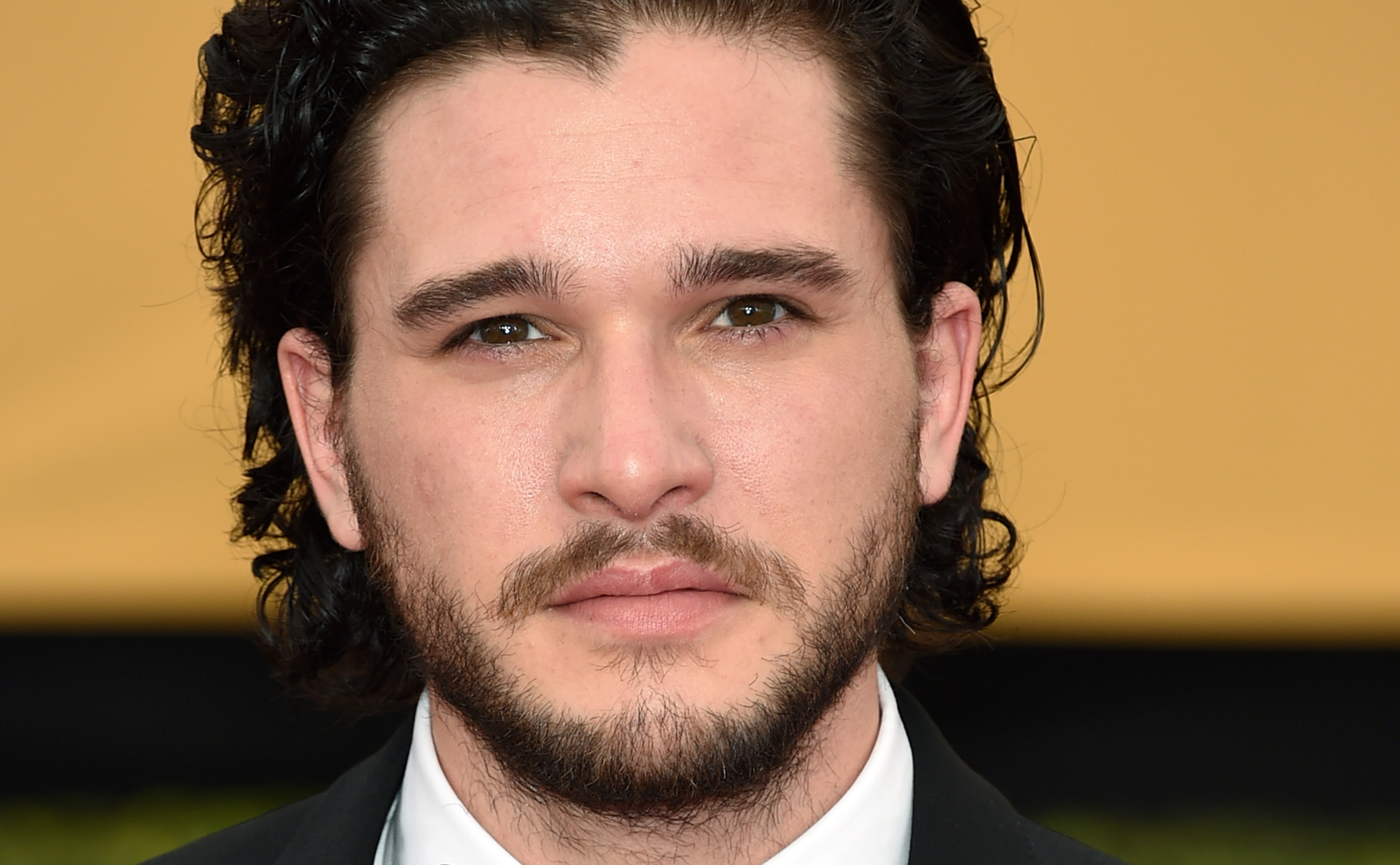 Kit Harrington wearing a tux at the Emmys is something you deserve to look at for a few minutes