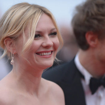 Kirsten Dunst recycled her Oscars party dress from 2004, still looks fabulous
