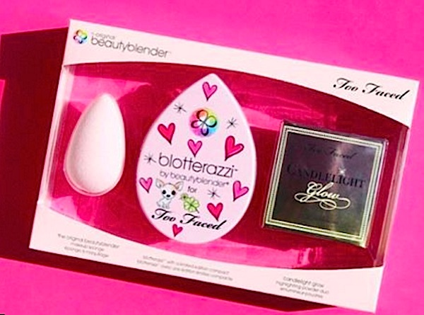 Prepare to scream with joy, because BeautyBlender's collabs with Too Faced and Benefit are HERE