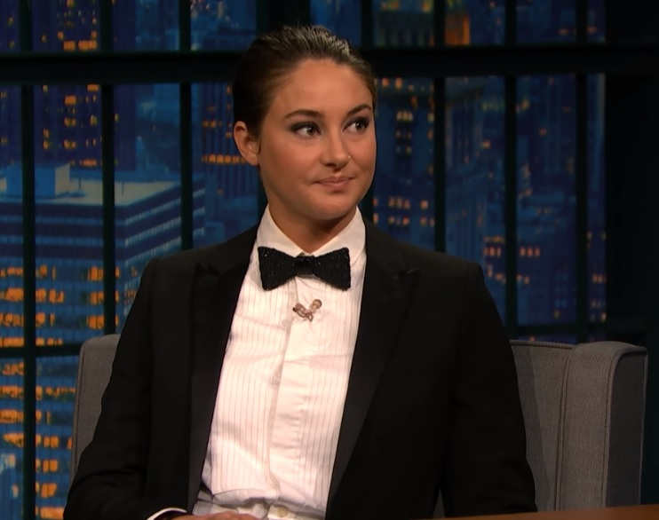Shailene Woodley has a very specific idea about how Hillary can woo Bernie supporters like her
