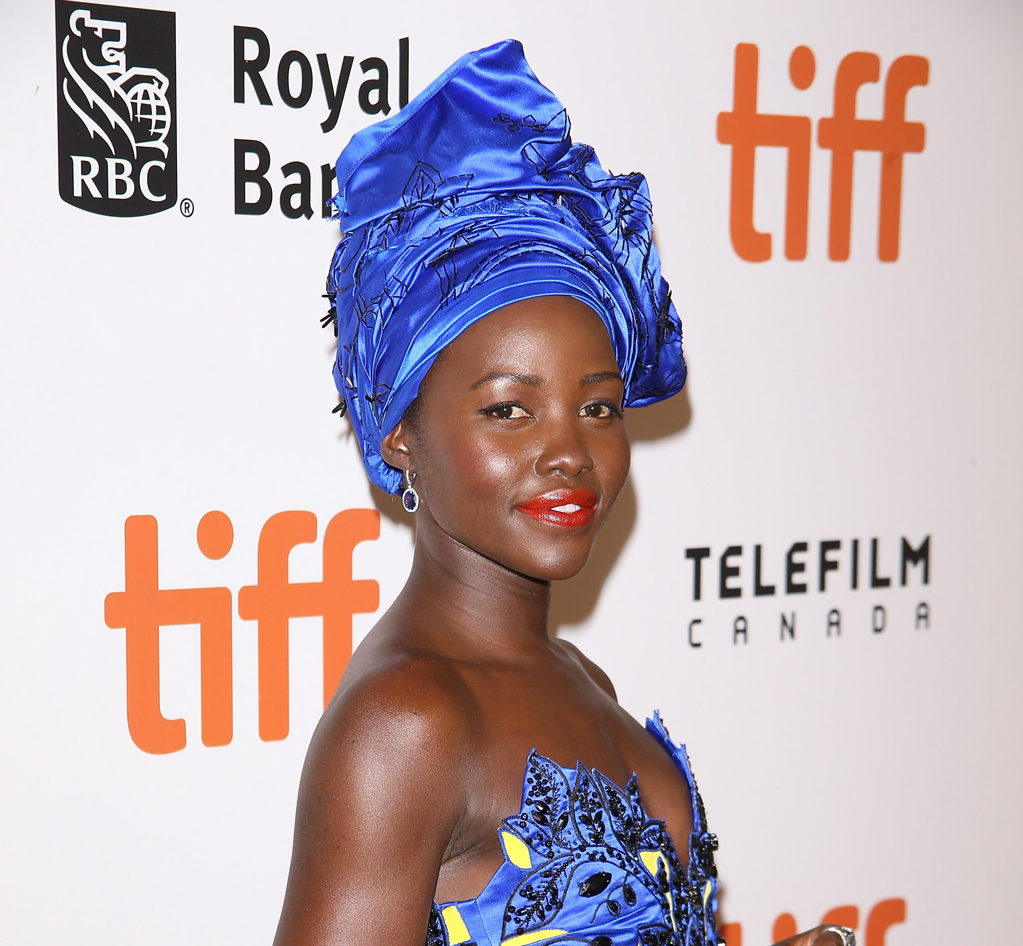 Lupita Nyong'o melted our hearts with this awesome message about her grandma