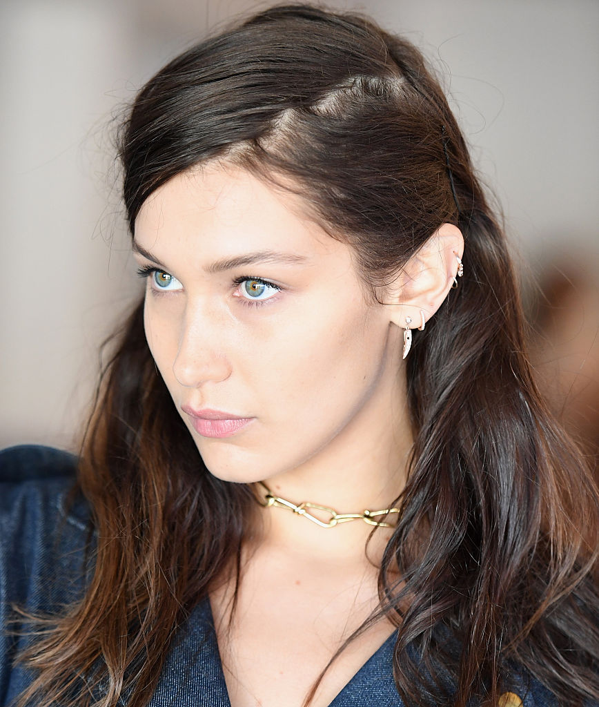 Bella Hadid Actually Looks Like A Young Gisele B 252 Ndchen