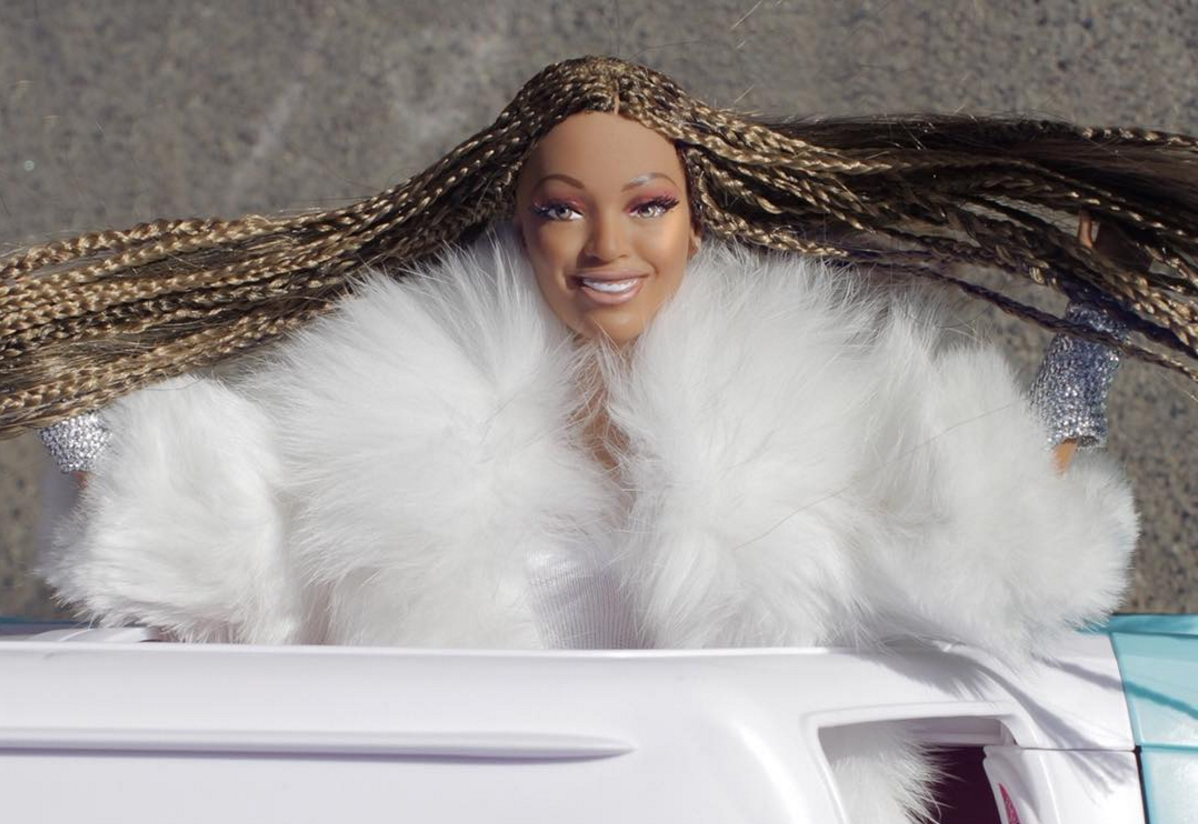 There's a Beyoncé Barbie Instagram and we're freaking out