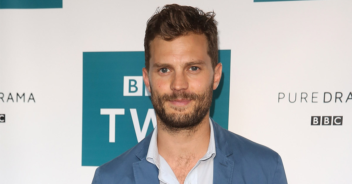 """Jamie Dornan could be putting on tights and joining """"Robin Hood: Origins"""""""