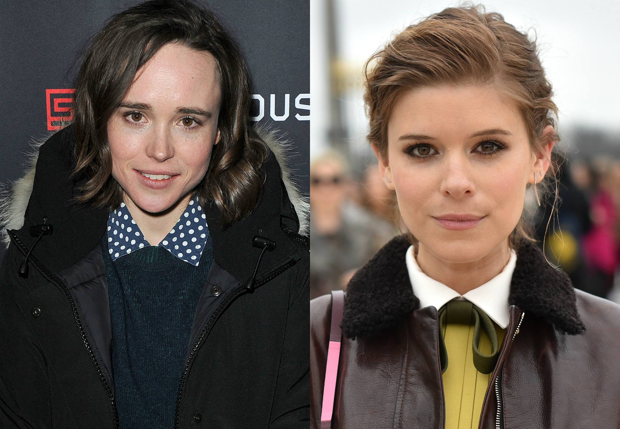 "Ellen Page just started shooting for film ""Mercy,"" and we're SO EXCITED to see her and Kate Mara get romantic"
