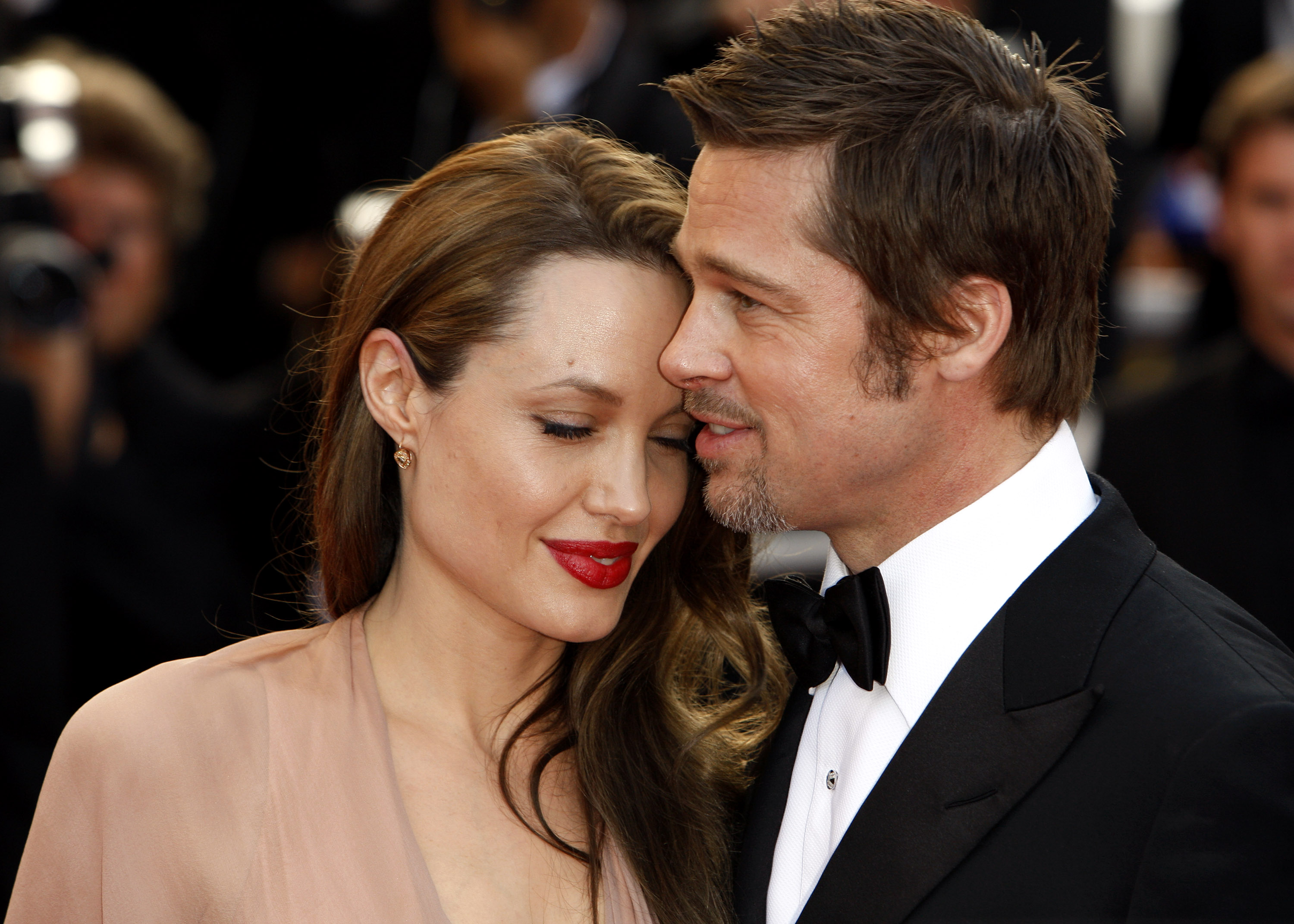 Are Brad Pitt and Angelina Jolie getting divorced?! We cannot handle this