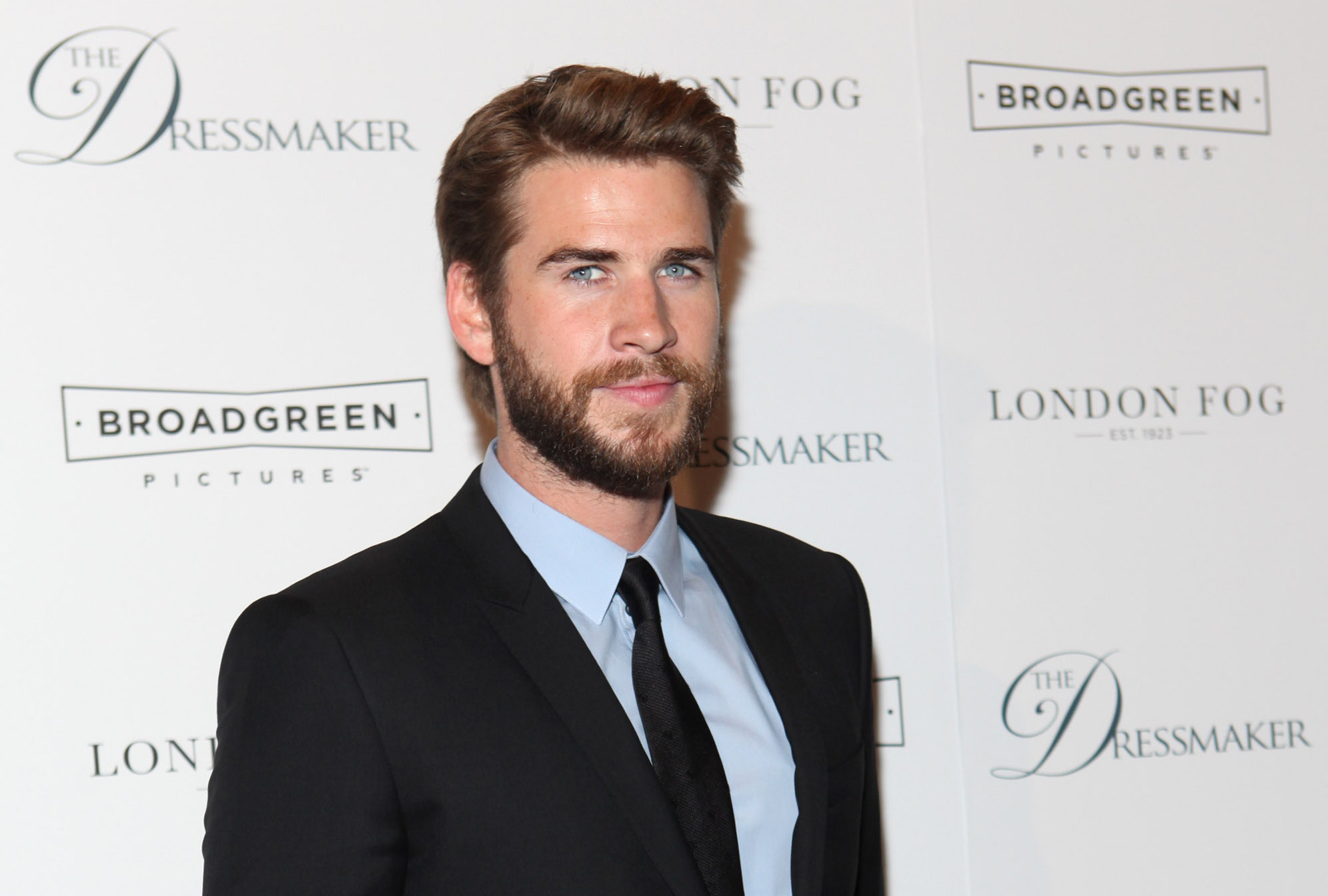 Liam Hemsworth is adorably relatable as he talks about getting ready for his shirtless scene