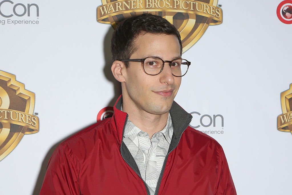 You'll never guess who Andy Samberg wants The Lonely Island to collaborate with