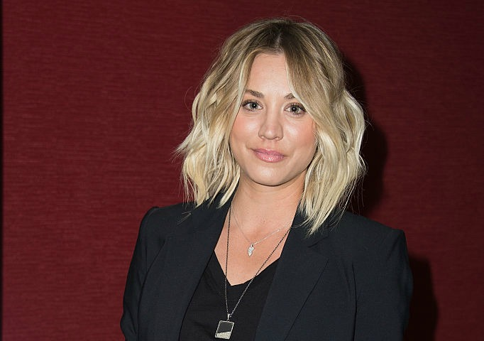 "Kaley Cuoco just shared this squeal-worthy ""Big Bang Theory"" Instagram"