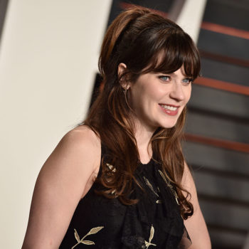"Zooey Deschanel talks about what it's like to direct ""New Girl"""