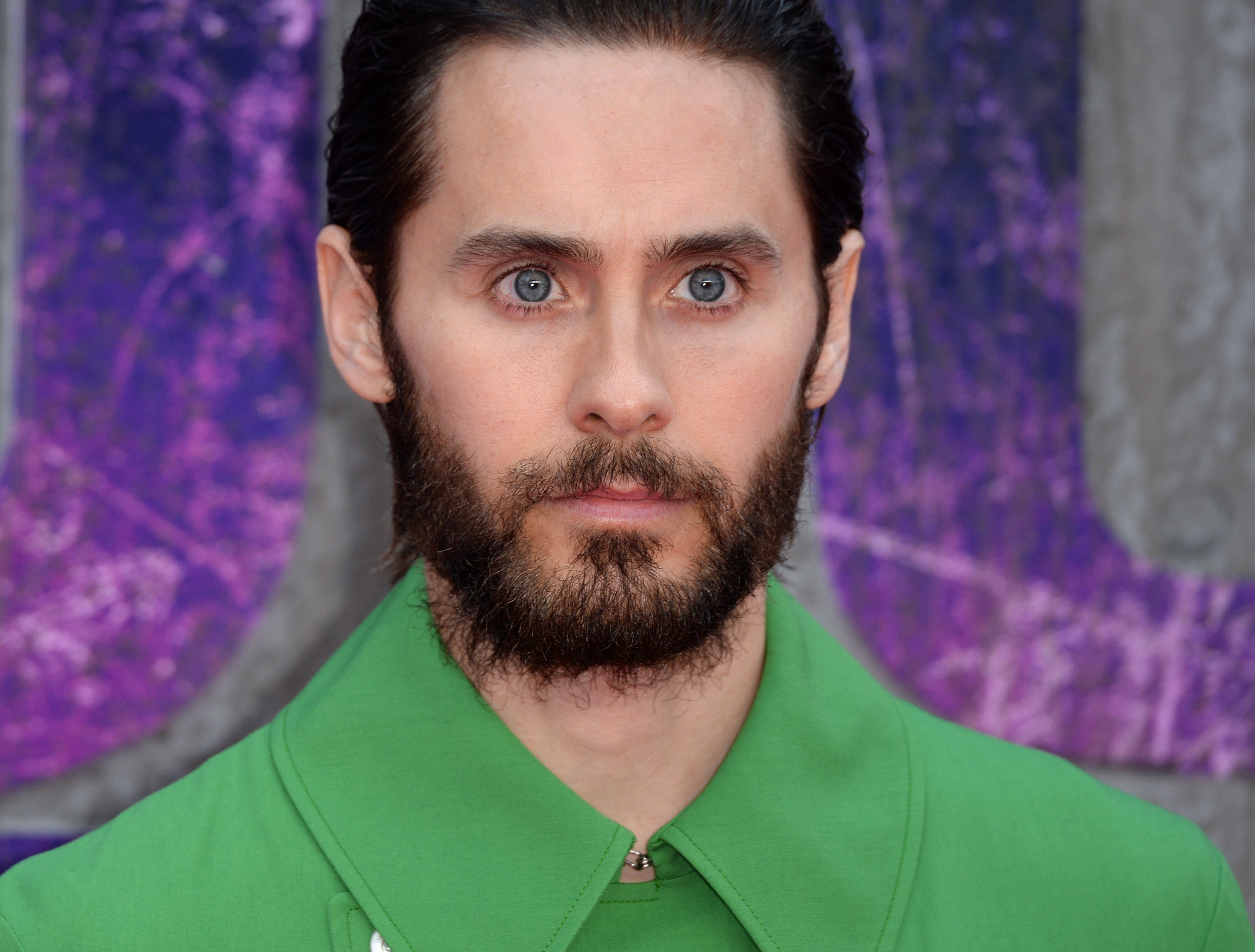 Guys! Jared Leto is playing Andy Warhol in an Andy Warhol biopic and we can't wait