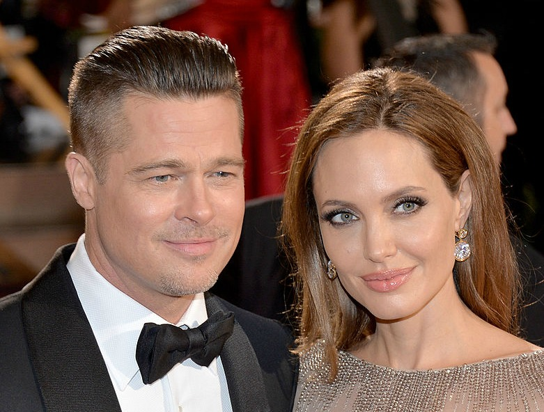 We'll always remember how Angelina Jolie described how she and Brad fell in love *tear*