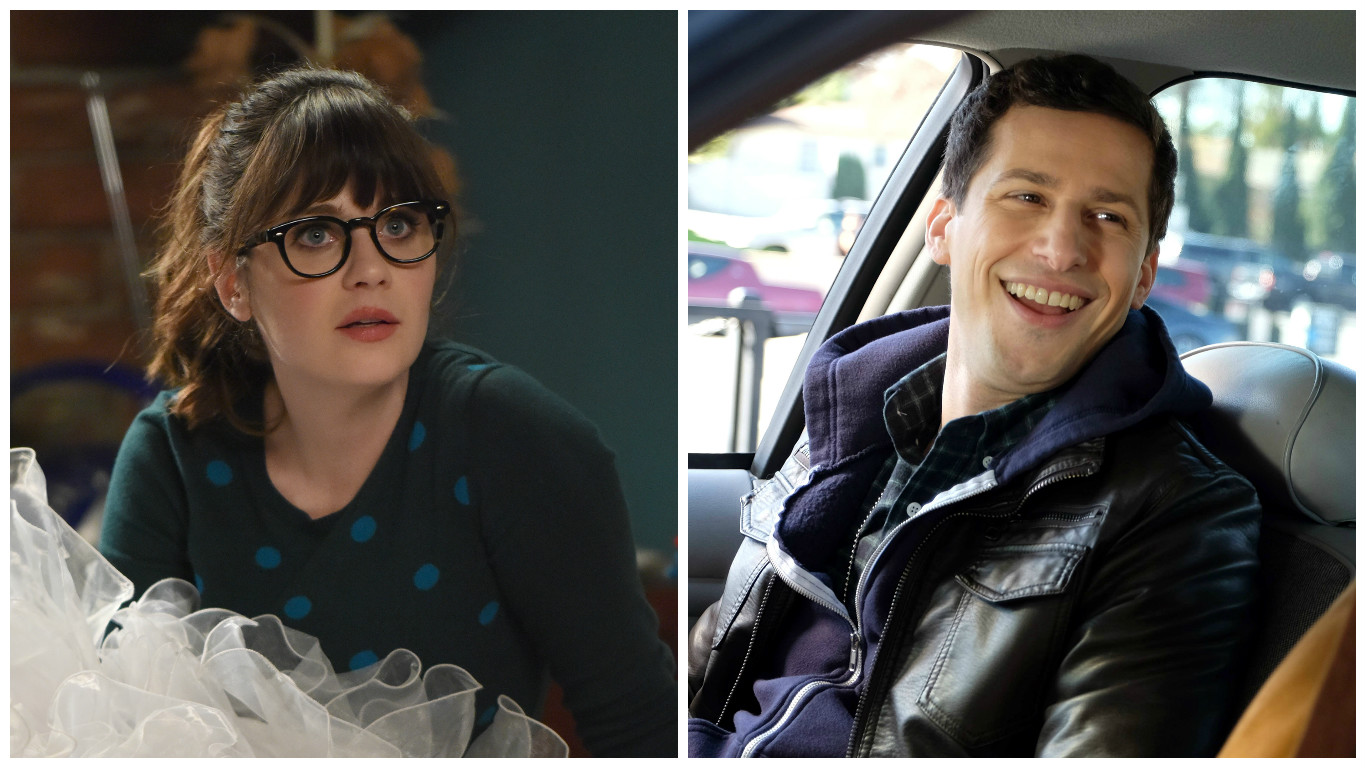 "We know what's happening during the ""New Girl""/""Brooklyn Nine-Nine"" crossover, and we're LOLing already"