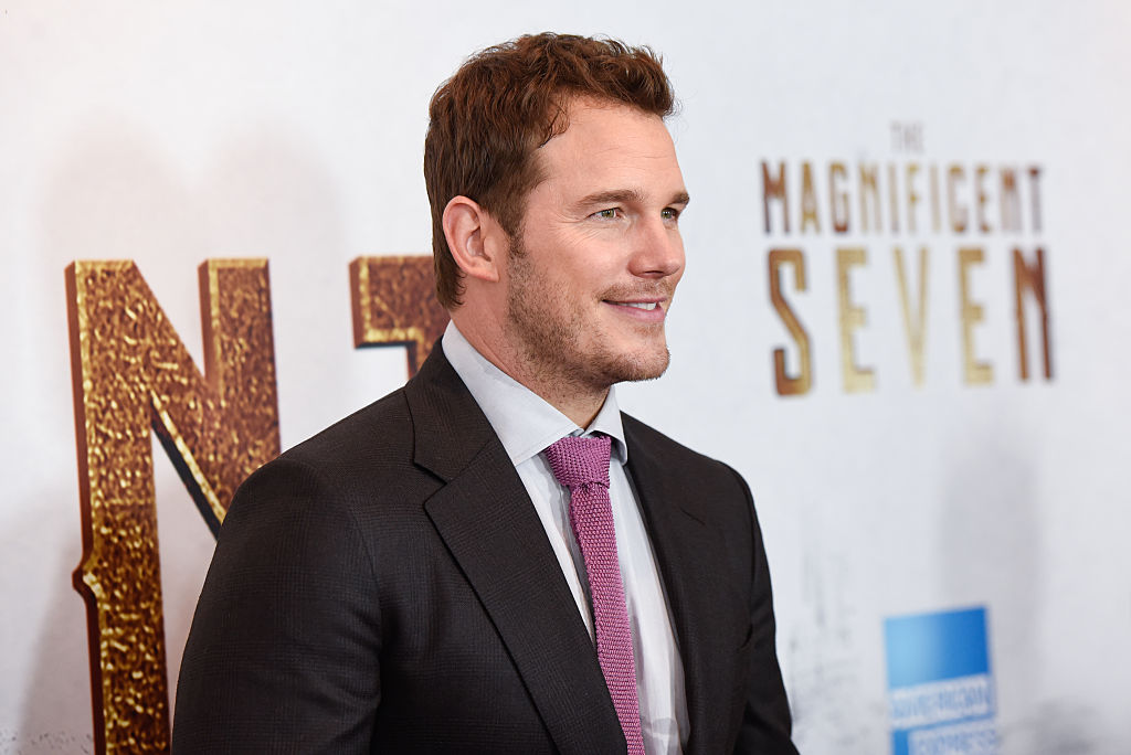 Chris Pratt just made a *very* important promise to fans about his body