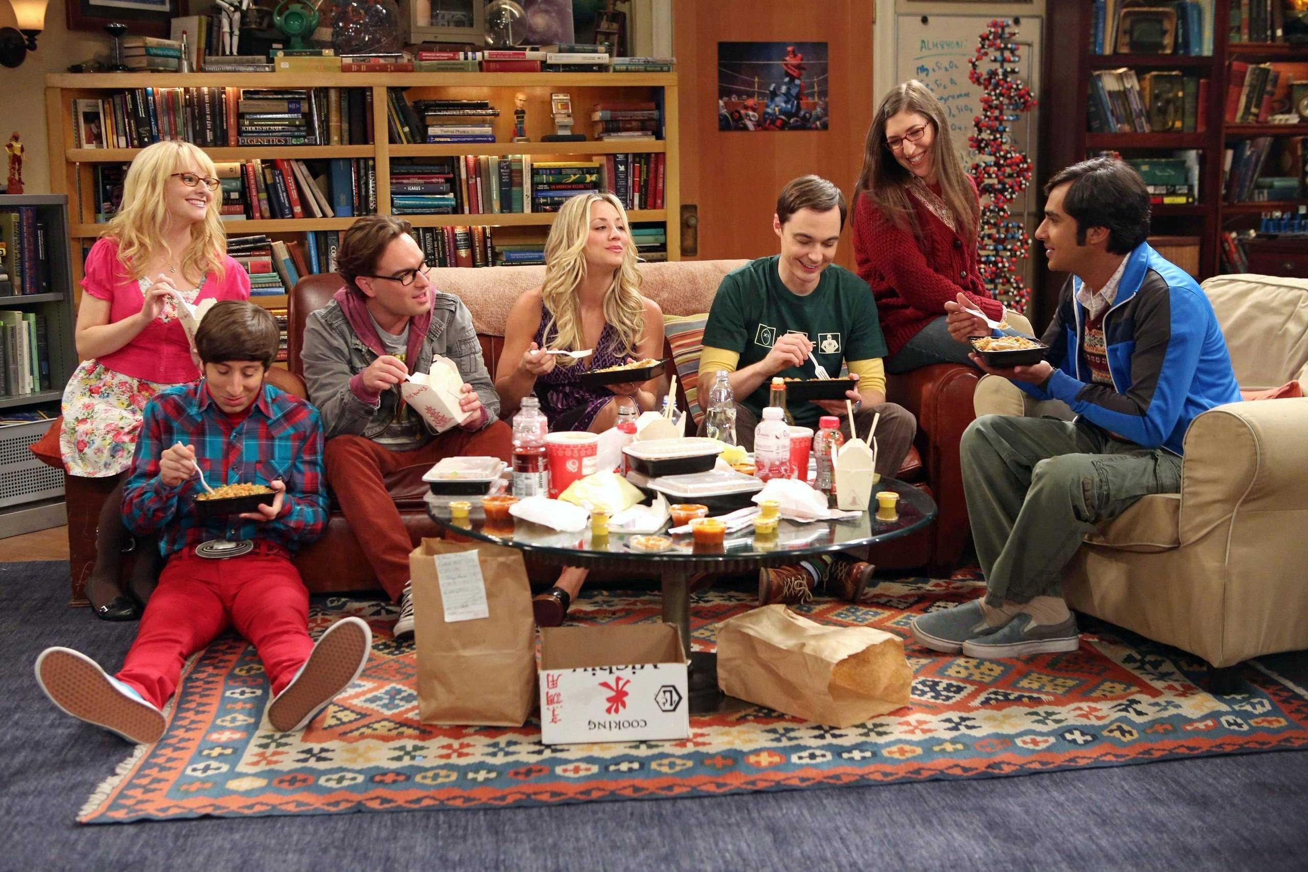 "The ""Big Bang Theory"" and ""8 Simple Rules"" have this in common (and mum's the word)"