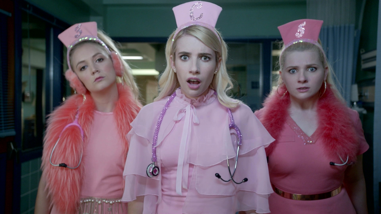 "In which we recap what the Chanels in ""Scream Queens"" wore in ""Scream Again"""