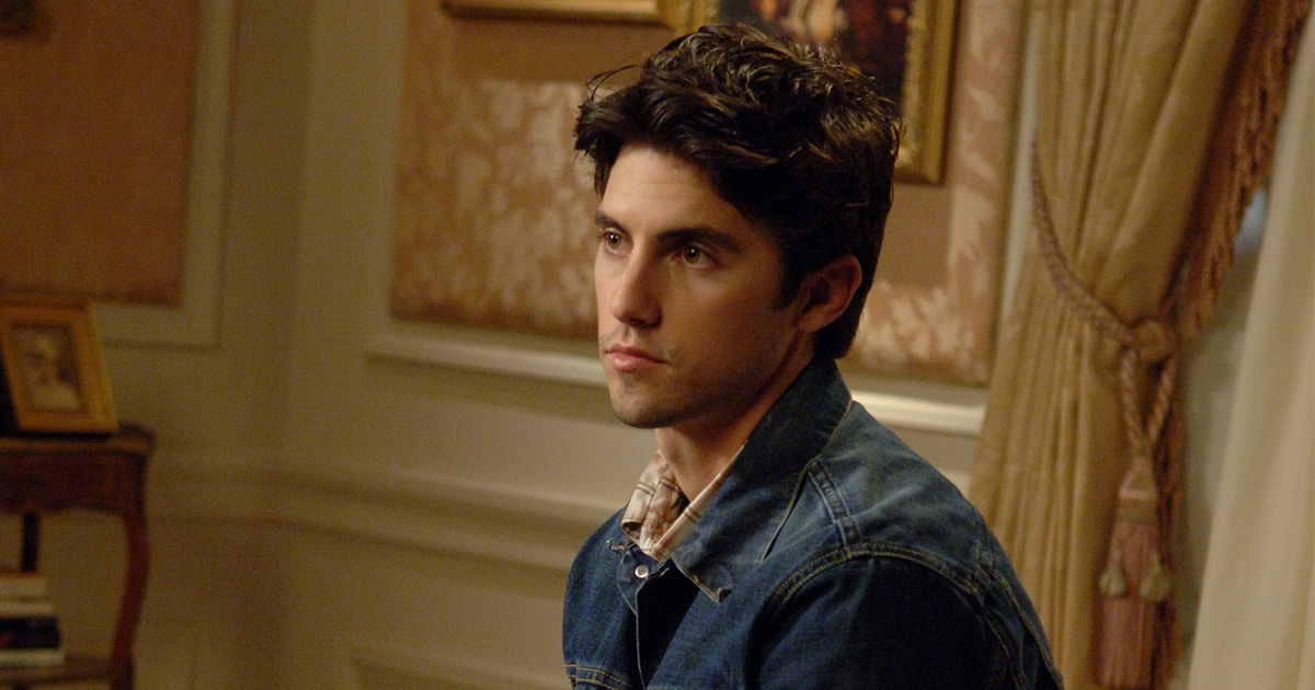 """Milo Ventimiglia has been talking """"Gilmore Girls"""" and we're SO #TeamJess right now"""