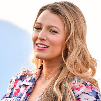 Blake Lively finds the perfect foundation match for her doughnuts, because cuteness