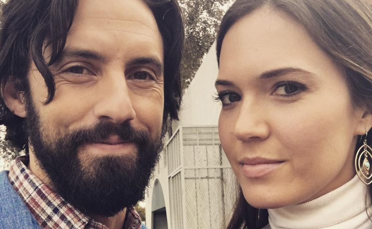 "Mandy Moore actually spoiled the twist in ""This Is Us"" months ago, and none of us noticed"