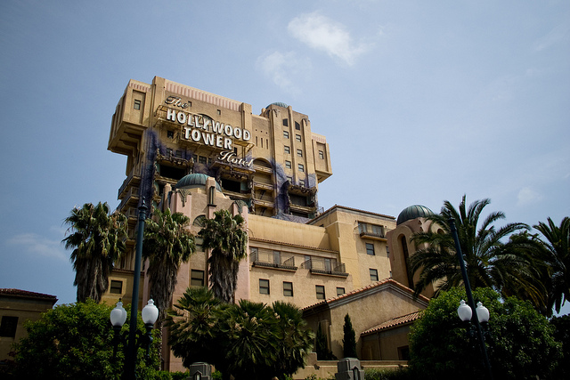 Disneyland just did something DRASTIC to Tower of Terror and we're not okay