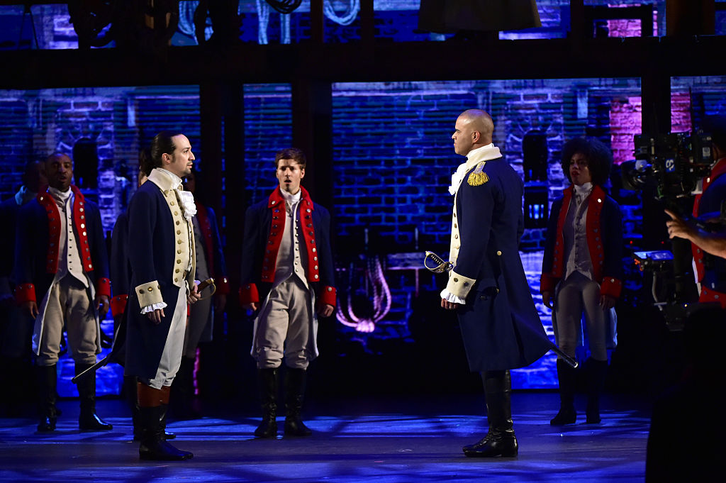 "OMG! The first trailer for ""Hamilton's America"" is here and it is glorious"