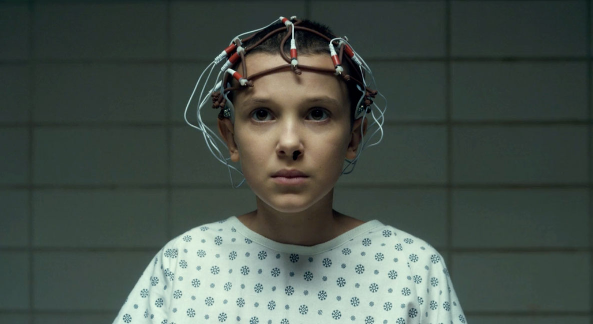 "Someone broke down how many words Eleven says in ""Stranger Things"" and it's impressive"