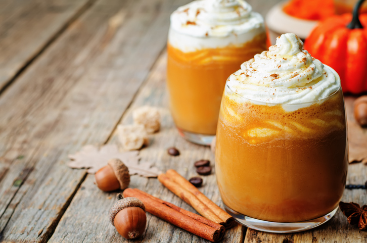 This bizarre latte has totally replaced pumpkin spice lattes