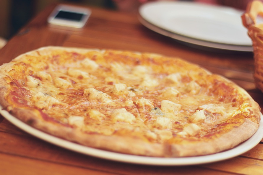 Pumpkin Spice Pizza exists now, so our autumn dreams are coming true