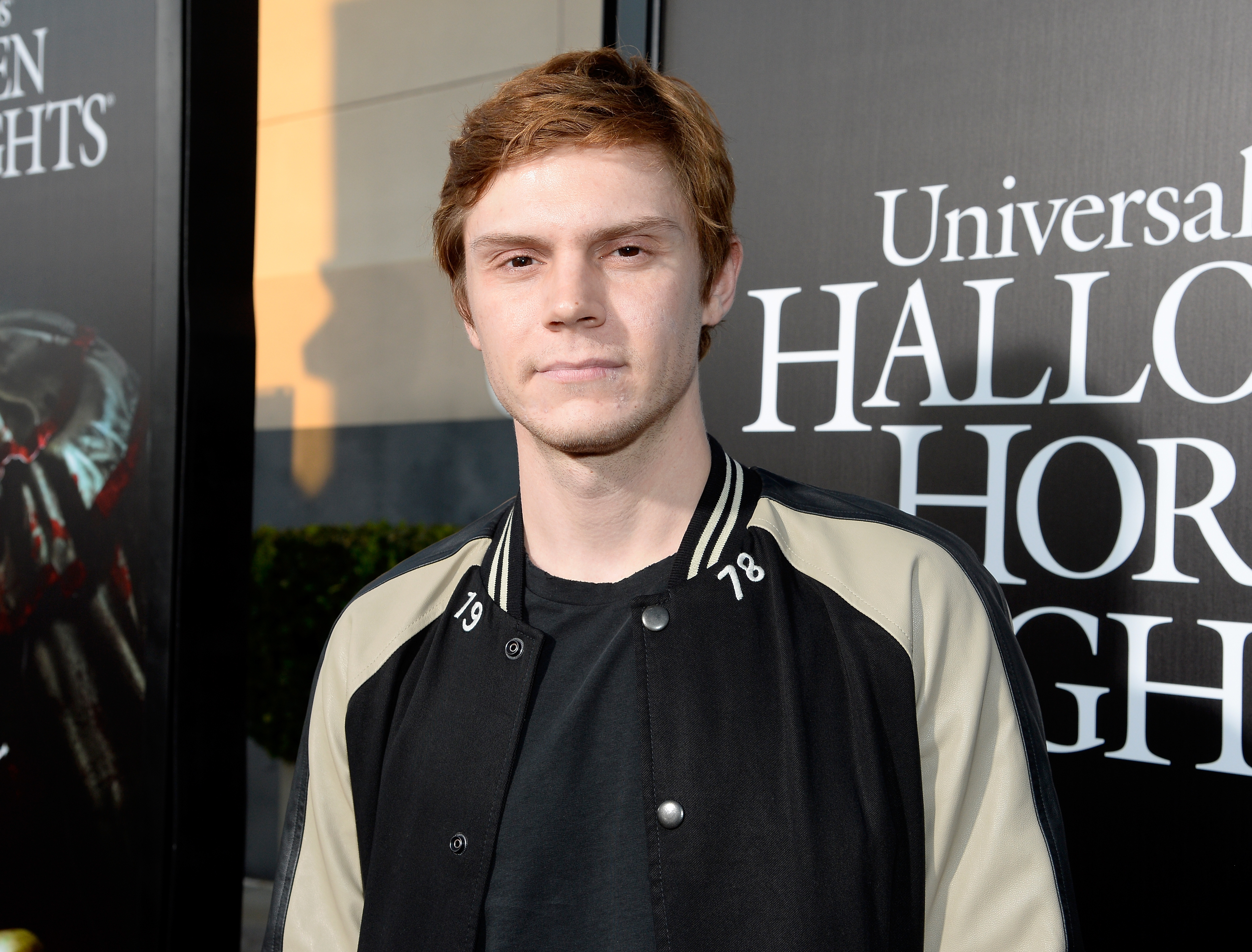 "*THIS* might be who Evan Peters is playing in ""American Horror Story: Roanoke"""