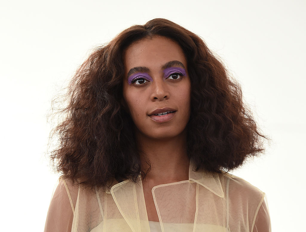 Solange just teased new music on Snapchat and we're already obsessed
