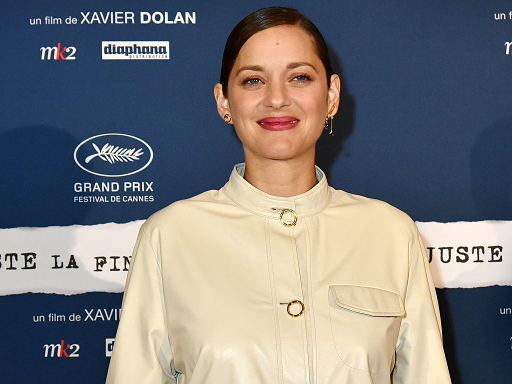 Marion Cotillard just announced she's pregnant, so let's celebrate that instead of focusing on dumb rumors