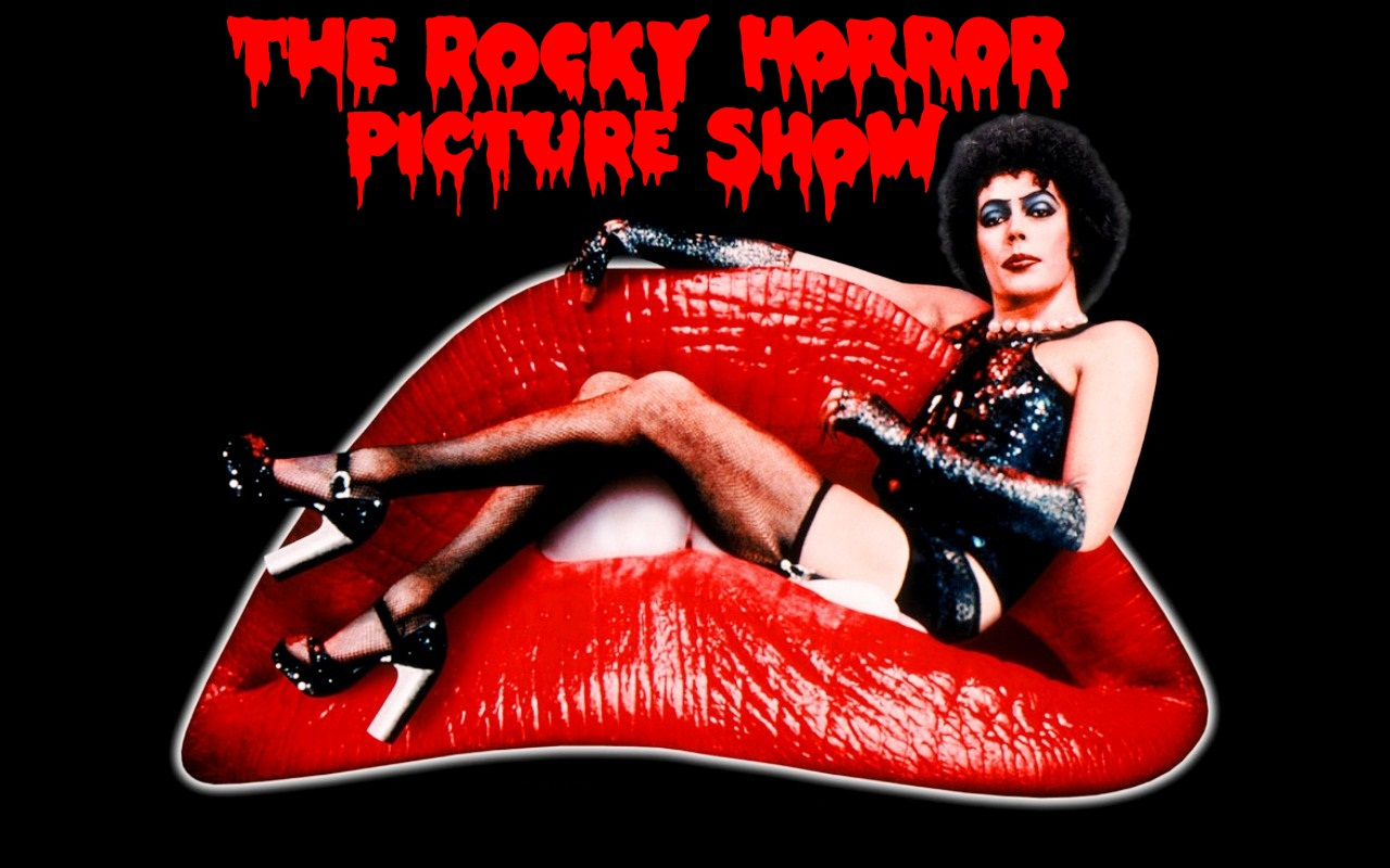 "Laverne Cox shared this dramatic ""Rocky Horror"" pic, and we're so excited"
