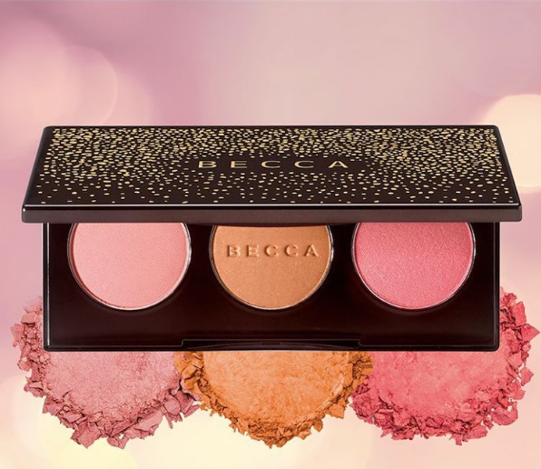 This gorgeous new palette by Becca Cosmetics has every blush you need