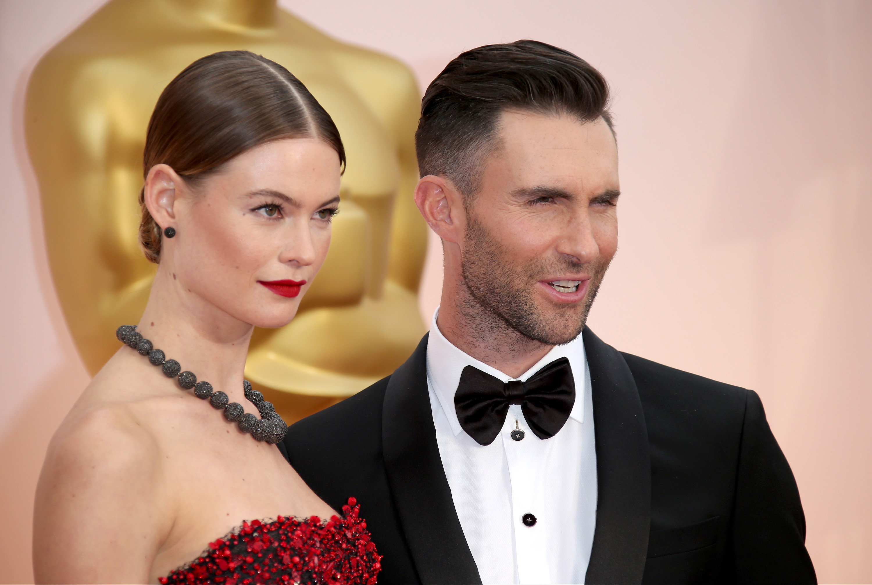Adam Levine and Behati Prinsloo gave their daughter the trendiest name