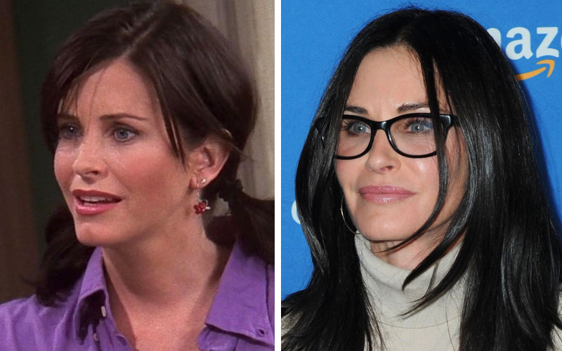 What the friends cast looks like now compared to the for What does phoebe cates look like now