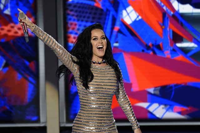 Katy Perry found her prince at Disney Shanghai, and this is how she knows it