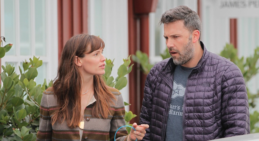 Ben Affleck and Jennifer Garner had dinner together, giving us a very specific kind of #RELATIONSHIP GOAL