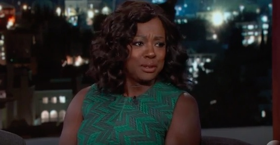 Viola Davis talks about Facebook stalking her former bullies, and it's probably the most relatable thing we've ever heard