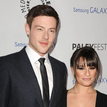 """""""Glee"""" creator Ryan Murphy reveals Cory Monteith's last words, sending a chill down our spines"""