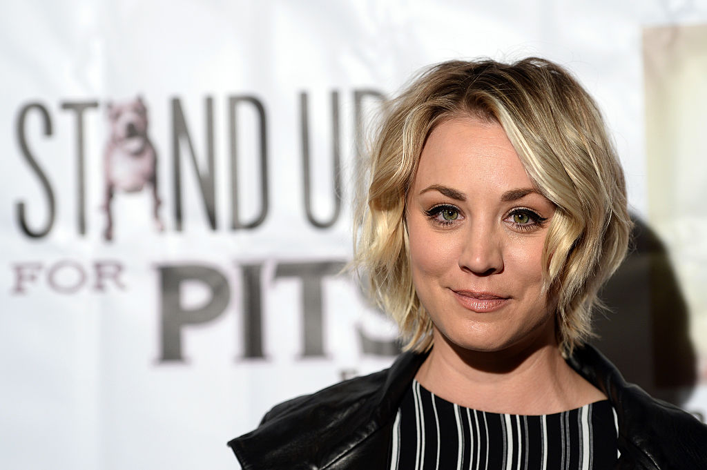 """Kaley Cuoco is the newest fan of the controversial """"cupping"""" therapy, and it looks so painful!"""
