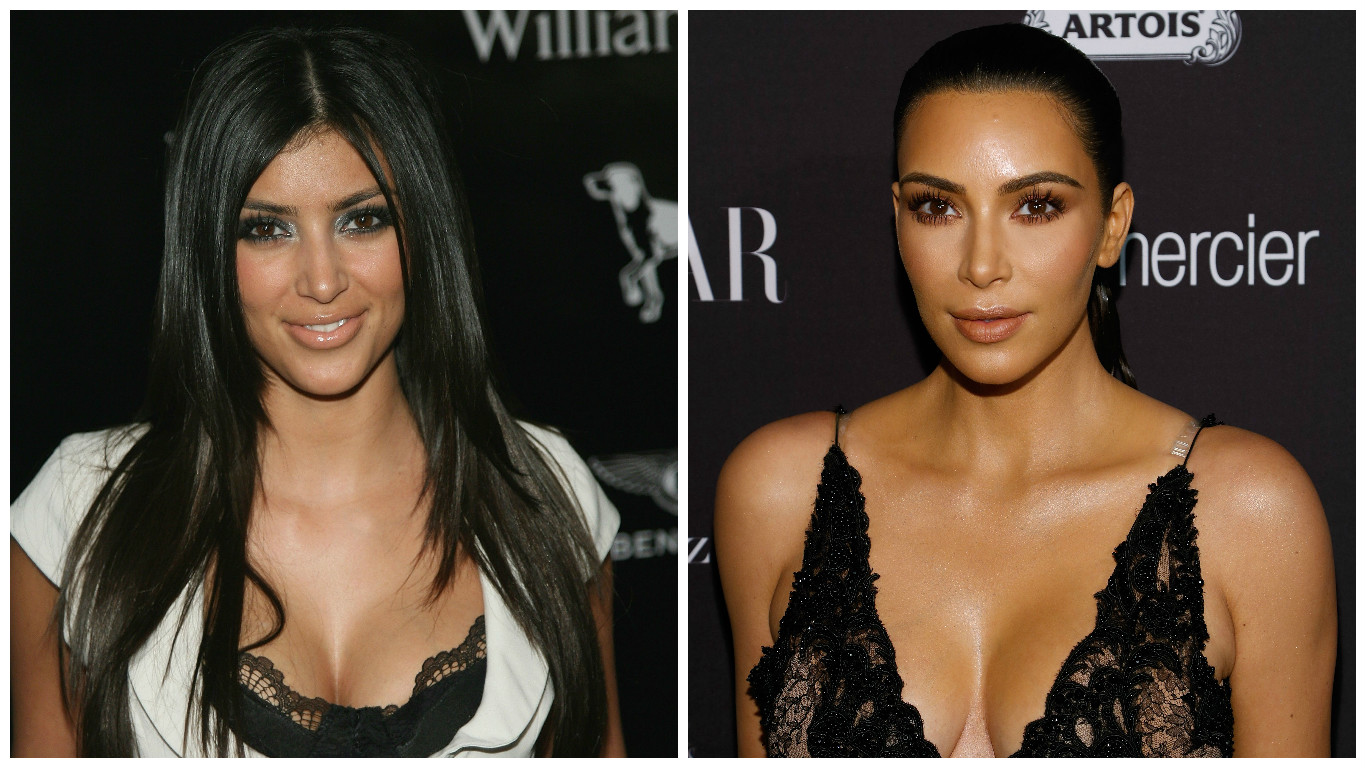 "This is what the Kardashians looked like during the first season of ""KUWTK"" and our minds are blown!"