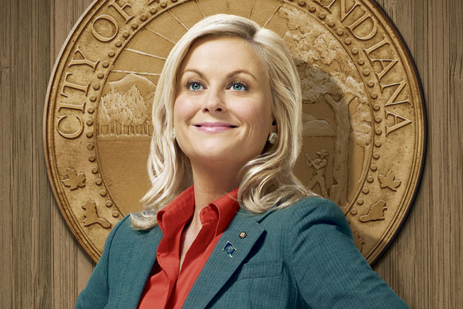 "11 times Leslie Knope from ""Parks and Rec"" gave us serious girl power vibes"